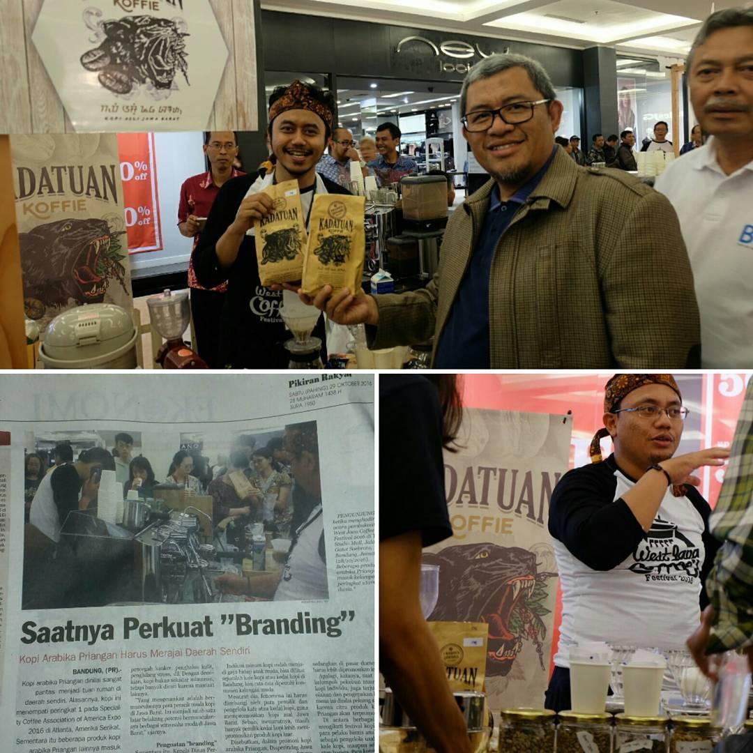 West Java Coffee Festival 2016