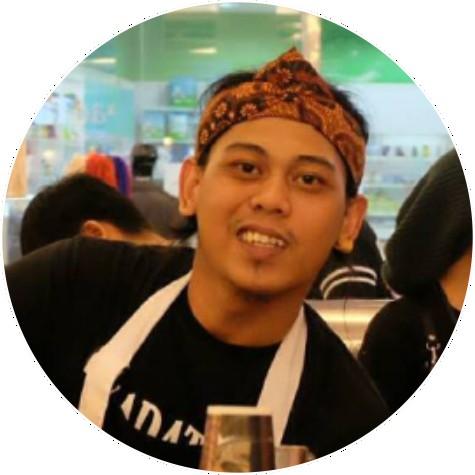 Ricky Rizki SukmanaHead of Barista