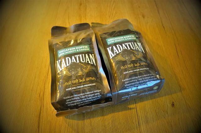 Sangat cocok digunakan untuk espresso base untuk membuat berbagai hidangan kopi.